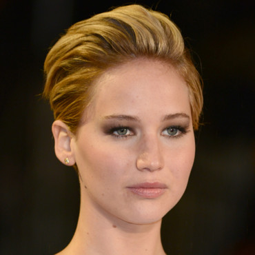 Jennifer Lawrence lors de la première de Hunger Games Catch Fire le 11 novembre 2013 à Londres