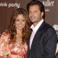 Photo : David Charvet, Brooke Burke