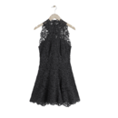 La robe en dentelles &Other Stories, 145 euros