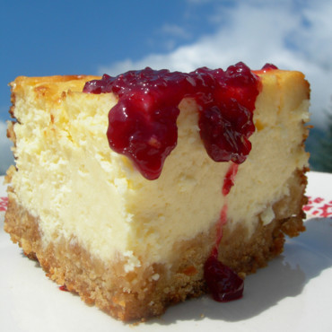 Le cheese-cake New York