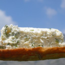 Le fromage ail et fines herbes