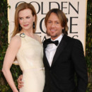 Nicole Kidman et Keith Urban