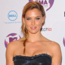 Bar Refaeli et sa tresse fishtail braid