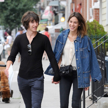 Couples : Alexa Chung rupture avec Alex Turner