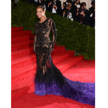 Beyoncé Knowles en Givenchy
