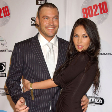 Brian Austin Green et Megan Fox