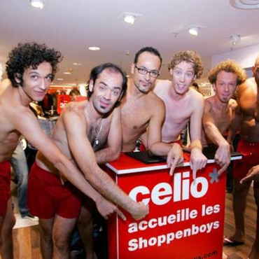Les Shoppenboys de Celio