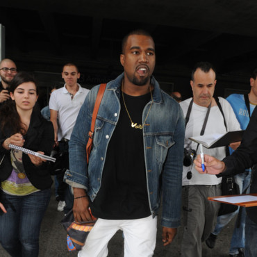 Festival de Cannes Kanye West