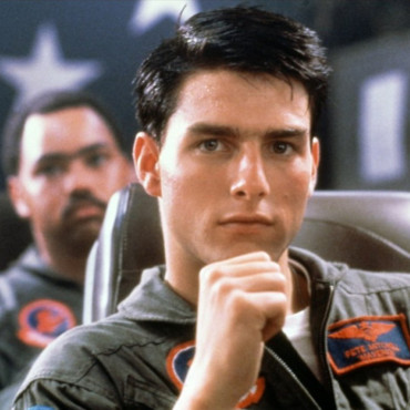 Tom Cruise dans le film Top Gun