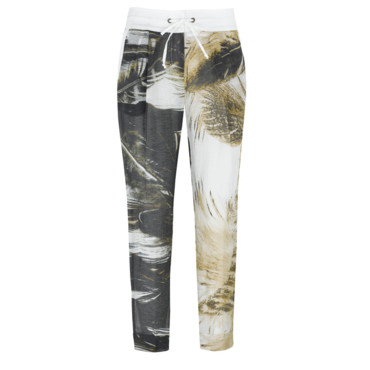 Pantalon imprimé tropical Marks & Spencer 49,95 euros