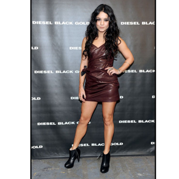 Fashion Week de New York Vanessa Hudgens chez Diesel