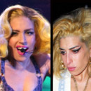 Lady Gaga - Amy Winehouse : les pires coiffures