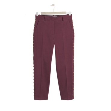 Le pantalon clouté &Other Stories, 125 euros