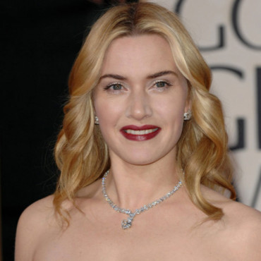 Kate Winslet en Janvier 2007 aux Golden Globes à Los Angeles