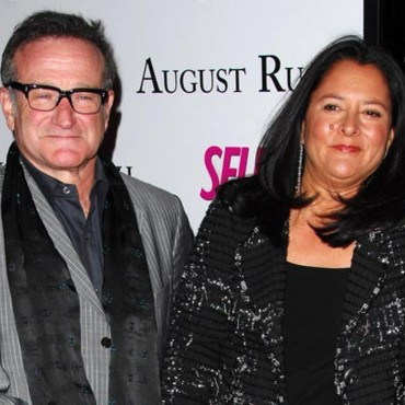 Robin Williams Masha Garces Williams