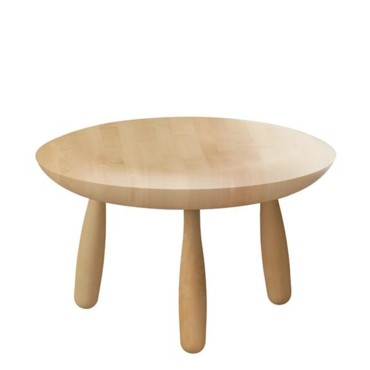 Collection Ikea 2009 : la table d'appoint Karl Johan