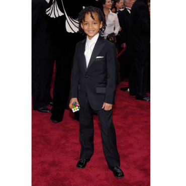 Jaden Smith super chic sur le red carpet