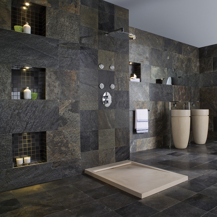 Porcelanosa la nouvelle collection encore plus design for Salle bain porcelanosa