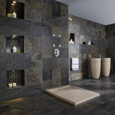 Porcelanosa la nouvelle collection encore plus design - Porcelanosa carrelage salle de bain ...