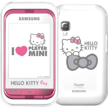 Samsung player hello kitty 85 euros chez Amazon.fr
