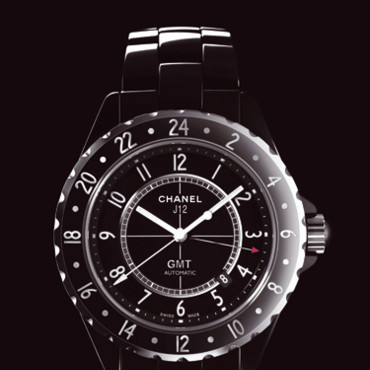 Montre Chanel J12 GMT