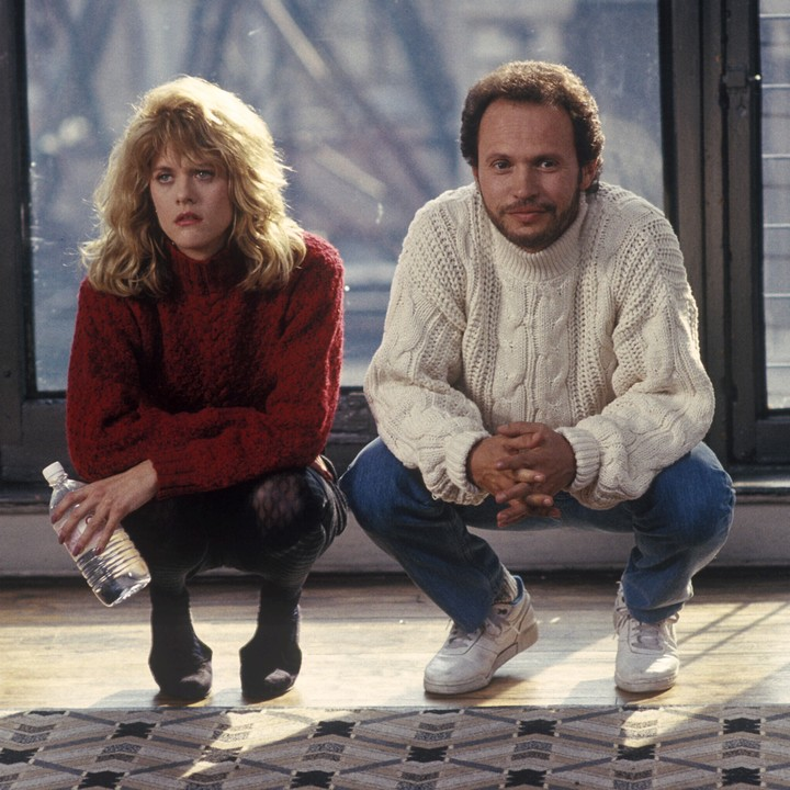 Billy Crystal couple