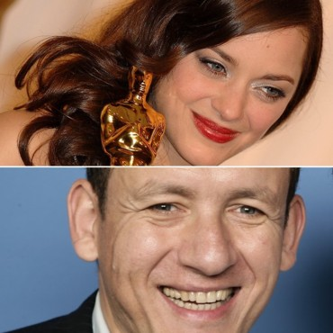 people : Dany Boon et Marion Cotillard