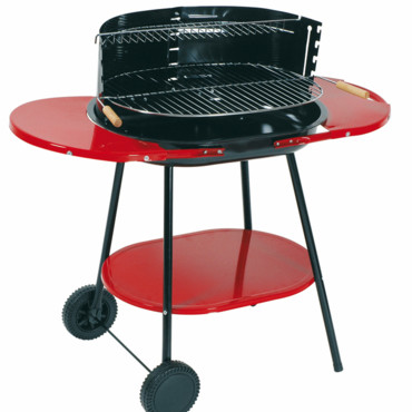 Barbecue La chaise longue