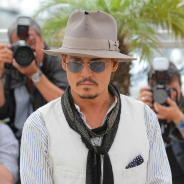 Festival de Cannes Johnny Depp