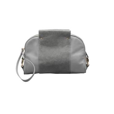 La pochette gris souris &Other Stories, 55 euros