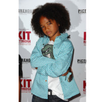 Photo : Jaden Smith, un vrai petit dur !
