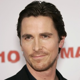 people : Christian Bale