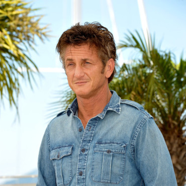 Sean Penn au Photocall This must be the place
