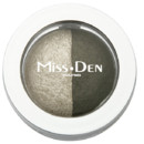Smoky Eyes : ombres Velours Duo de Miss Den