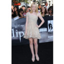 Twilight Eclipse à Los Angeles - Dakota Fanning en Elie Saab