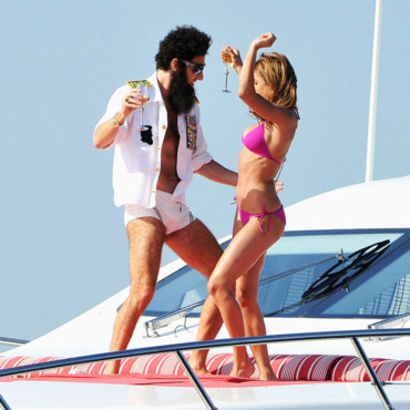 The Dictator à Cannes 1