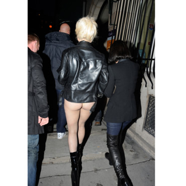 Lady Gaga Paris