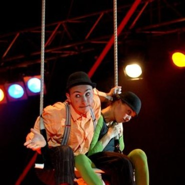 Le 9e Festival International du Cirque du Val d'Oise