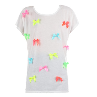 Tee shirt Molly Bracken chez Monshowroom 25 euros