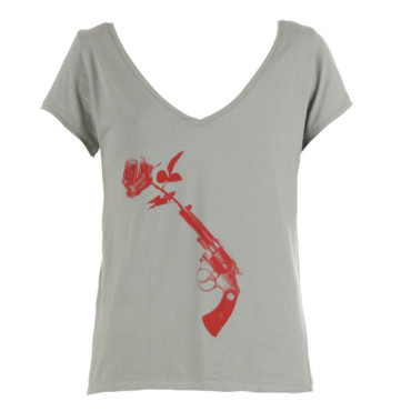 Tee shirt Swildens chez Monshowroom 55 euros