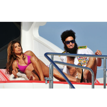 The Dictator à Cannes 4