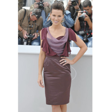 Festival de Cannes 2010 Kate Beckinsale en Christian Dior