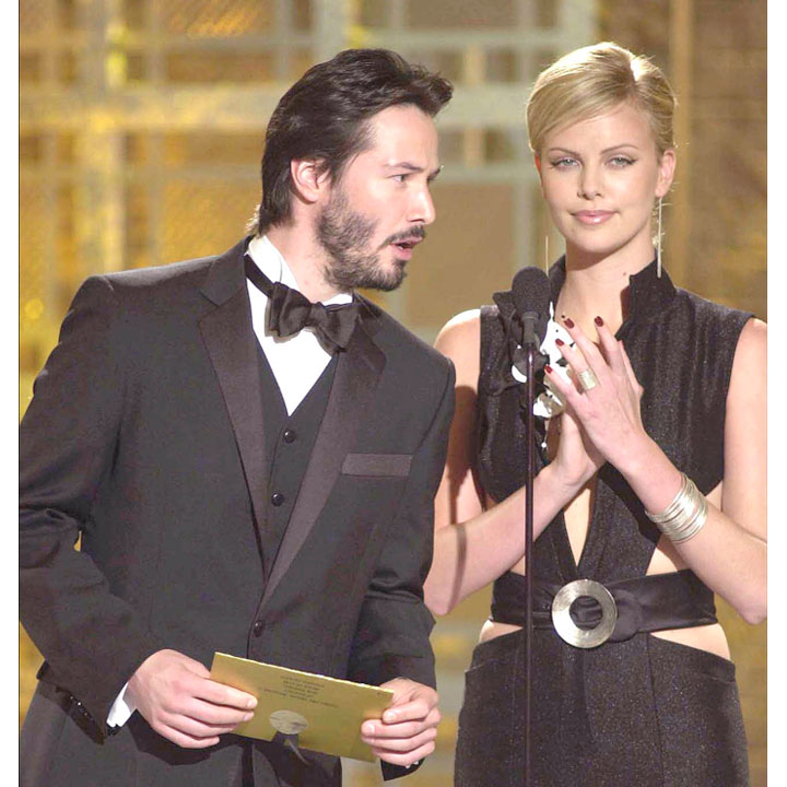 ... charlize theron kristen stewart spain at the charlize theron i kevin