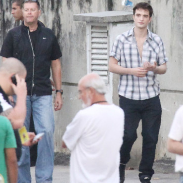 Robert Pattinson dans Twilight 4