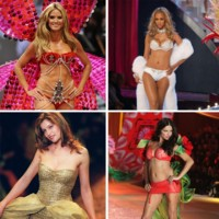 Heidi Klum, Tyra Banks, Adriana Lima... les plus beaux anges Victoria&#039;s Secret