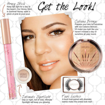 Get the Look Kardashian BEAUTY