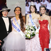 Guerre des Miss : Miss France 2011 et Miss Nationale, le duel beauté en images