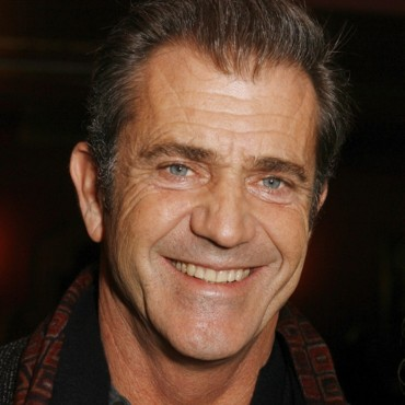people : Mel Gibson