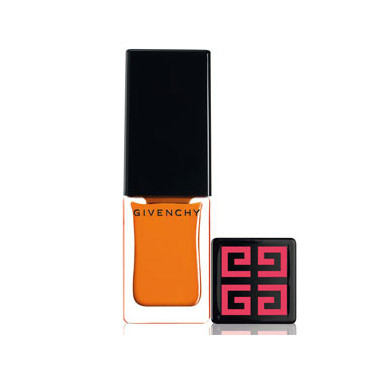 Givenchy maquillage : vernis à ongles Acid Orange Vernis Please !