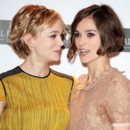 Coupe courte Keira Knightley et Carey Mulligan